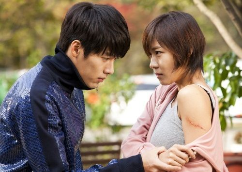 Gil Ra-im dan Kim Joo-won (Secret Garden) 3