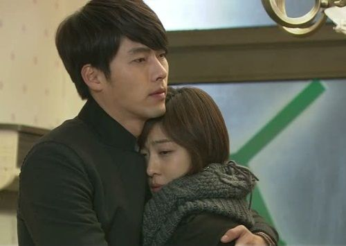 Gil Ra-im dan Kim Joo-won (Secret Garden) 4