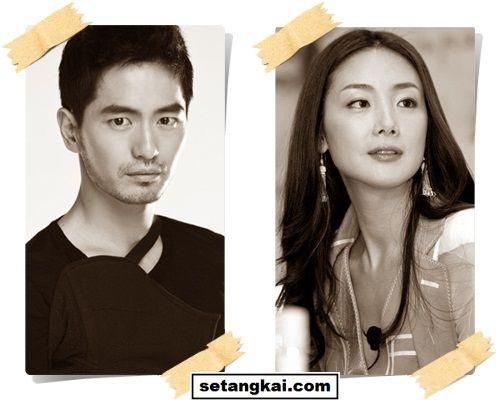 Lee Jin-wook dan Choi Ji-woo