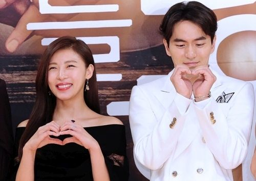 Lee Jin-wook Ha Ji-won 1