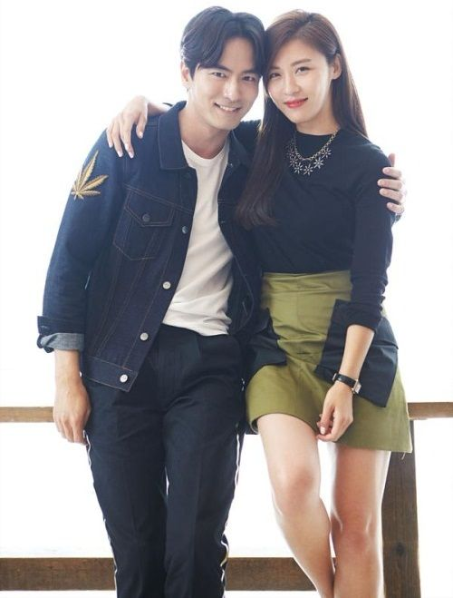 Lee Jin-wook Ha Ji-won 2