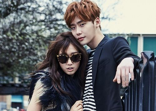 Lee Jong-suk Park Shin-hye 1