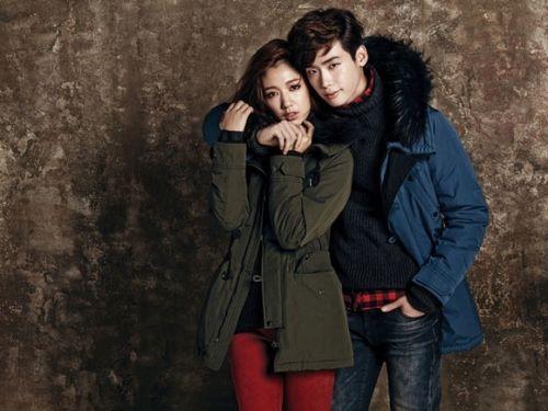 Lee Jong-suk Park Shin-hye 2