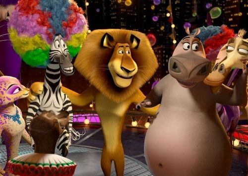 Madagascar 3 Europe's Most Wanted (2012)