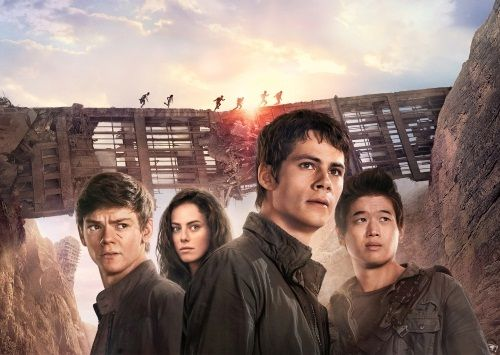 Maze Runner The Scorch Trials