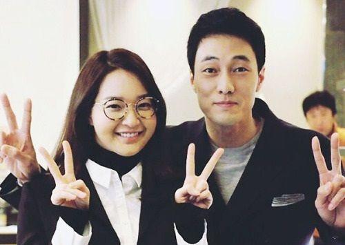 Min-ah dan Ji-sub