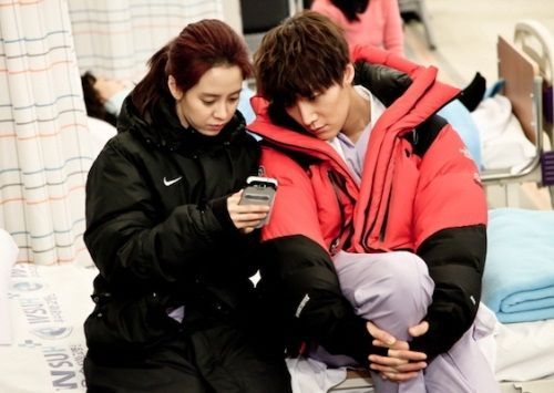 Oh Jin-hee dan Oh Chang-min (Emergency Couple) 4
