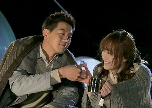 Park Dong-joo dan Yoon Soo-wan (Angel Eyes) 5