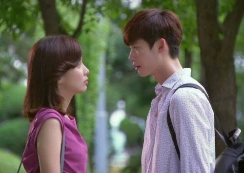 Park Soo-ha dan Jang Hye-sung (I Can Hear Your Voice) 5