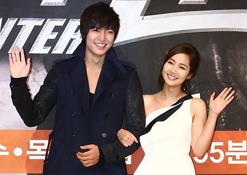 Pasangan Korea yang Cinta Lokasi