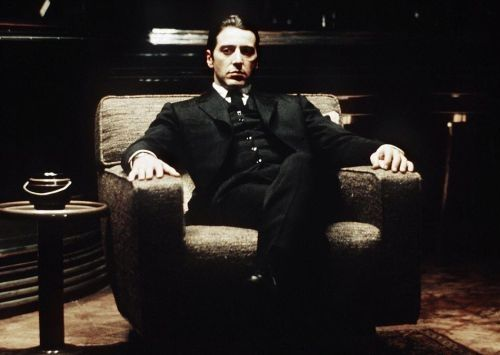 Poster The Godfather Part II
