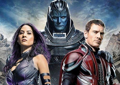 Poster X-Men Apocalypse