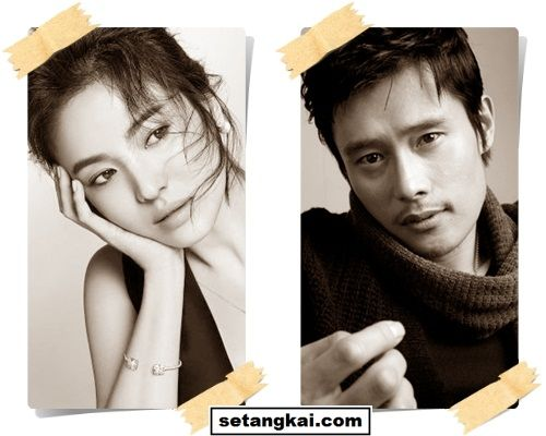 Song Hye-kyo dan Lee Byung-hun