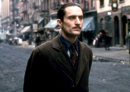 The Godfather Part II Robert De Niro