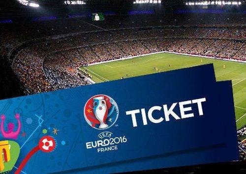 Tiket Euro 2016