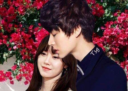 Ahn Jae-hyun dan Ku Hye-sun
