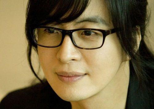 Aktor Korea Gondrong