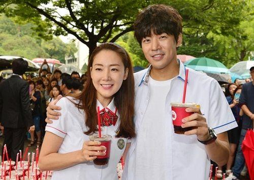 Choi Ji-woo dan Lee Sang-yoon SMA