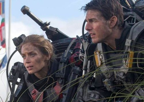 Fakta Edge of Tomorrow