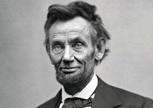 Foto Abraham Lincoln