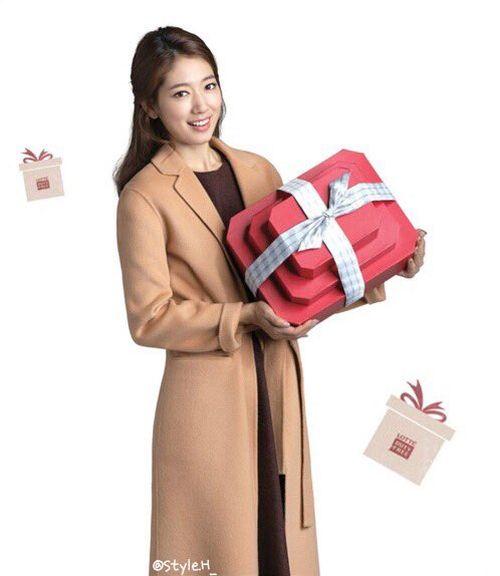 Foto Cantik Park Shin-hye Terbaru Tahun 2016 25