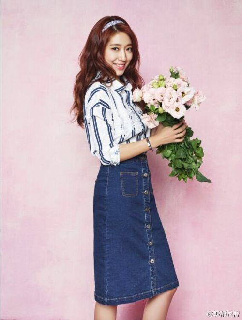 Foto Cantik Park Shin-hye Terbaru Tahun 2016 3