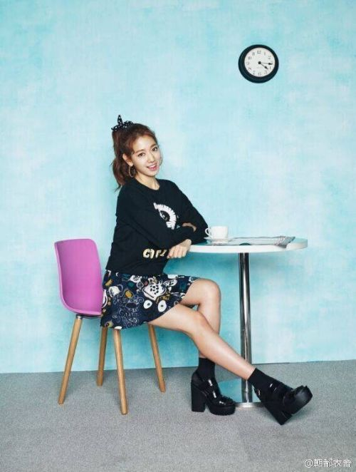 Foto Cantik Park Shin-hye Terbaru Tahun 2016 42