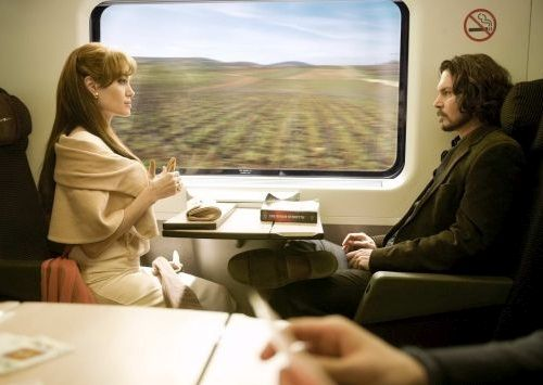 Foto Film The Tourist 1