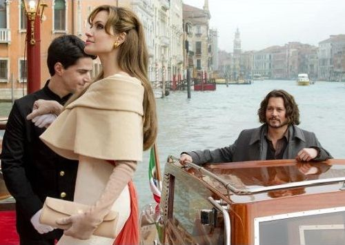 Foto Film The Tourist 2