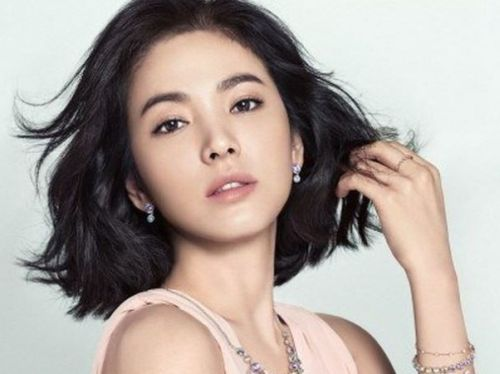 Foto Tercantik Song Hye-kyo 1