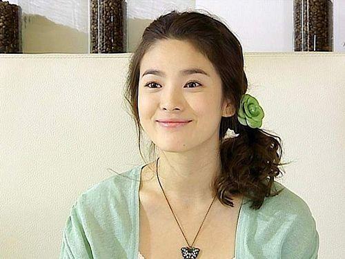Foto Tercantik Song Hye-kyo 13