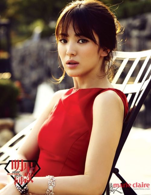 Foto Tercantik Song Hye-kyo 14
