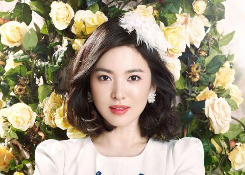 Foto Tercantik Song Hye-kyo 15