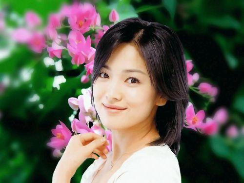 Foto Tercantik Song Hye-kyo 16