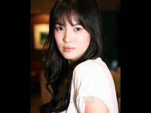 Foto Tercantik Song Hye-kyo 17