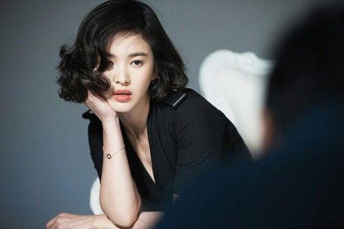 Foto Tercantik Song Hye-kyo 18
