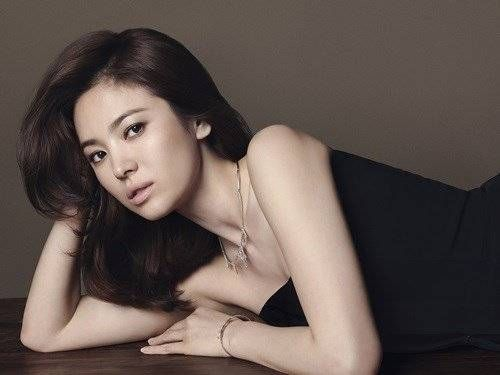 Foto Tercantik Song Hye-kyo 19