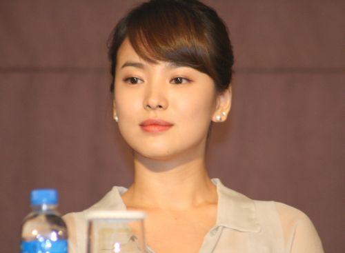 Foto Tercantik Song Hye-kyo 2