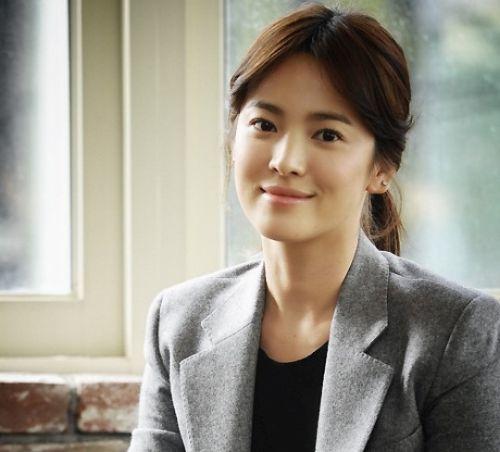 Foto Tercantik Song Hye-kyo 20