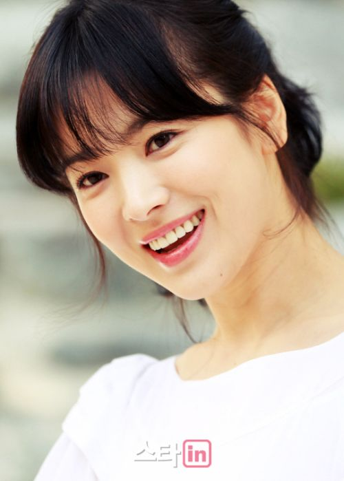 Foto Tercantik Song Hye-kyo 23
