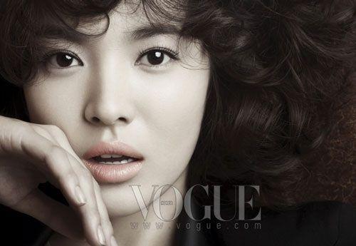 Foto Tercantik Song Hye-kyo 24