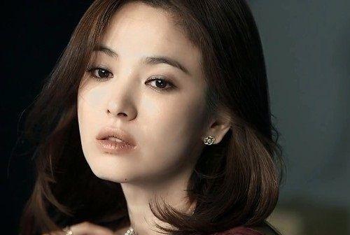 Foto Tercantik Song Hye-kyo 25