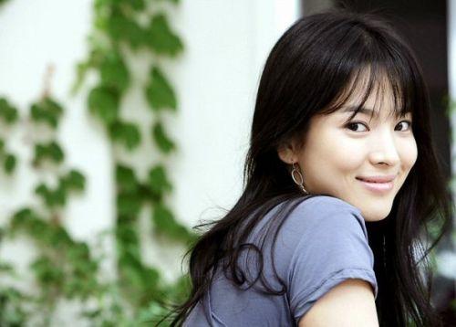 Foto Tercantik Song Hye-kyo 26