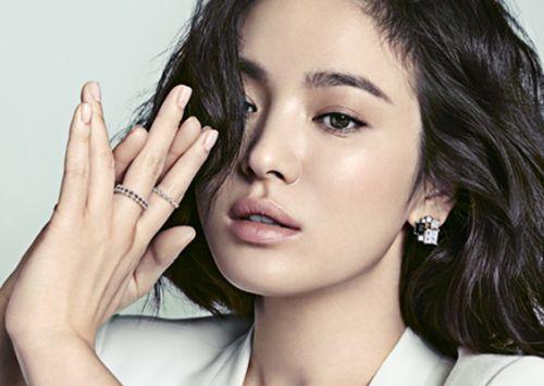 Foto Tercantik Song Hye-kyo 27