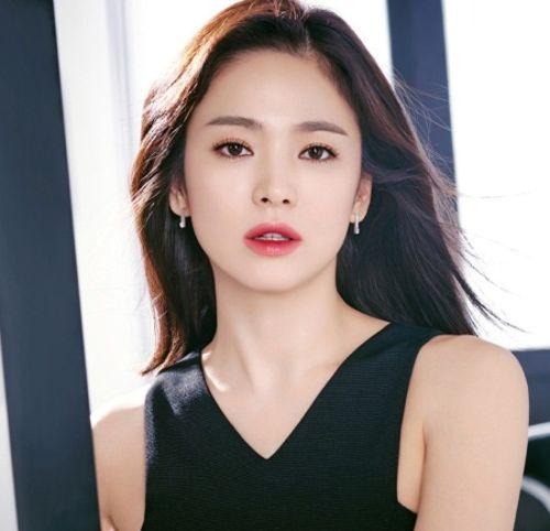 Foto Tercantik Song Hye-kyo 28