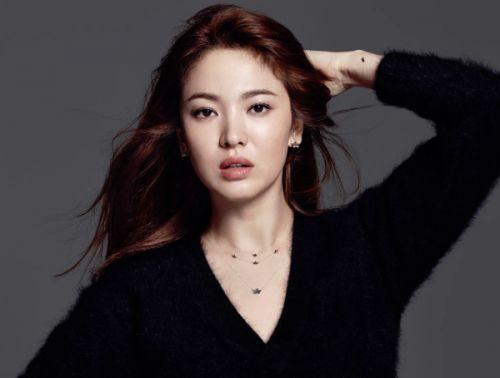 Foto Tercantik Song Hye-kyo 30