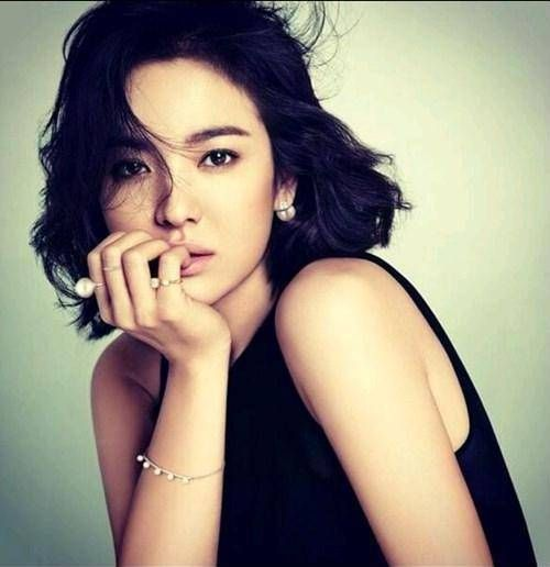 Foto Tercantik Song Hye-kyo 5