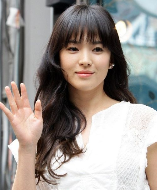 Foto Tercantik Song Hye-kyo 6