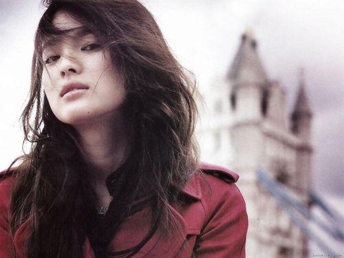 Foto Tercantik Song Hye-kyo 7