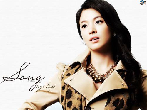 Foto Tercantik Song Hye-kyo 8